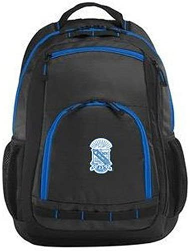 Phi Beta Sigma Xtreme Backpack Black Blue