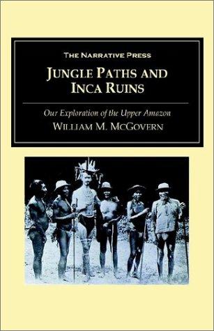Jungle Paths and Inca Ruins (Ruins Inca)