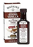 Watkins All Natural Extract, Original Baking Vanilla, 2 Ounce  (Packaging may vary)