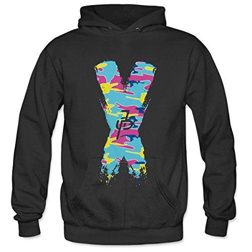 Xword Adult Jake Paul Rainbro - 9 Colors Cotton Hoodie Sweatshirt