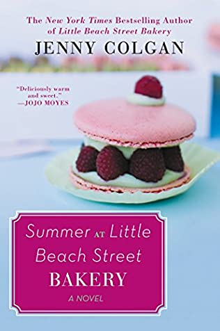 book cover of Summer at the Little Beach Street Bakery