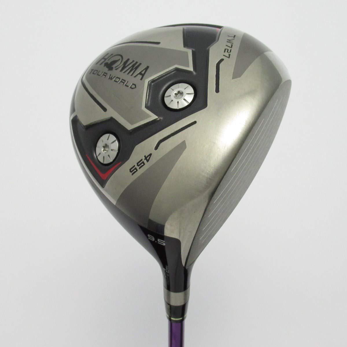 【中古】本間ゴルフ TOUR WORLD ツアーワールド TW727 455 ドライバー VIZARD YZ65 S  B07PBZ1TR1