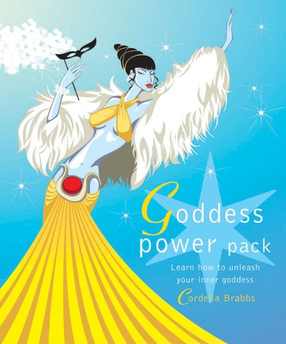Goddess Power Pack: Learn How to Unleash Your Inner Goddess by Godsfield
