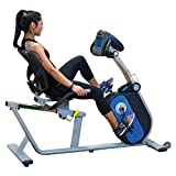 Body-Solid Recumbent Bike, Plug in B4R Recumbent Bike, Plug in