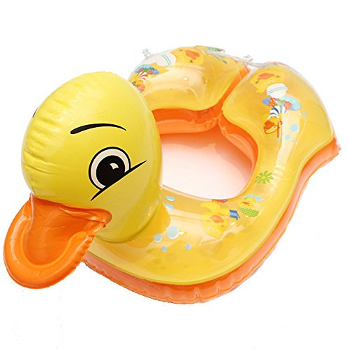 Inflatable Duck Shoulder Strap Float