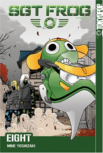 Sgt Frog Graphic Novel - Sgt. Frog, Vol. 8