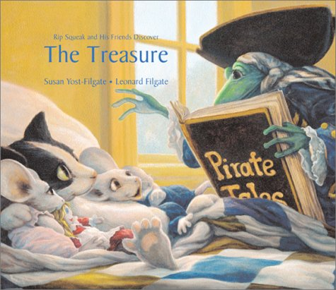 Rip Squeak and His Friends Discover the Treasure pdf