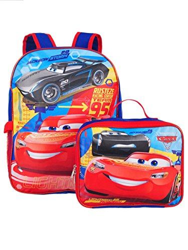Disney Cars Jackson & Lightning McQueen 16