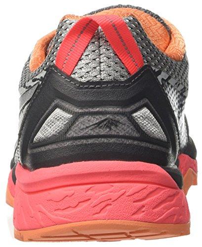 Asics midgrey Femme Chaussures Gel fujitrabuco Route Entraînement Gris Course 5 Pour Sur Pink silver De diva rTr71wqvx