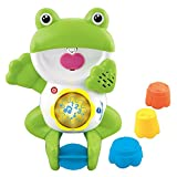 VTech Pour and Float Froggy Electronic Bath Toy