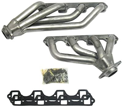 "JBA 1653S 1-5/8"" Shorty Stainless Steel Exhaust Header for Mustang 351W 65-73"