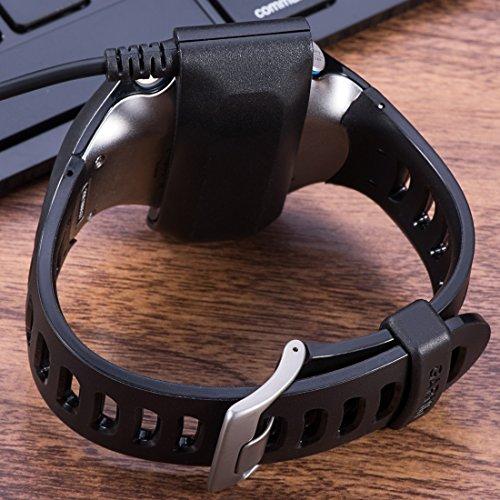 Garmin Forerunner 610 Replacement USB Charing Dock Cable, AWADUO USB Charger Cable For Garmin Forerunner 610 GPS Running Watch by AWADUO (Image #3)