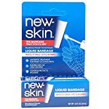 New-Skin Liquid Bandage  1.0 FL OZ, Liquid Bandage for Hard-to-Cover Cuts, Scrapes, Wounds, Calluses, and Dry, Cracked Skin