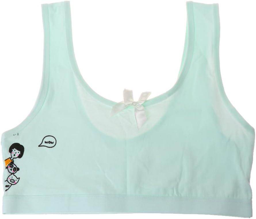 Boys Girls Cartoon Bra Teens Cotton Underwear Training Bra, blue:  Amazon.de: Küche & Haushalt