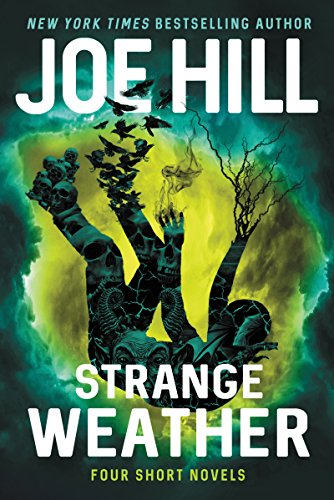 Strange Weather: Four Short Novels cover
