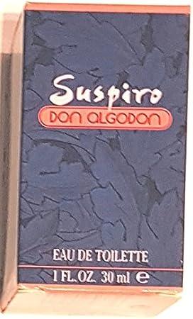 DON ALGODON SUSPIRO 30 ML: Amazon.es: Belleza
