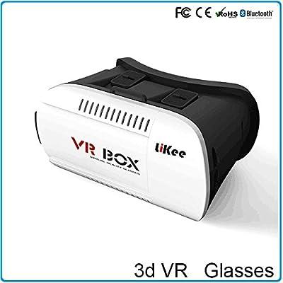 LiKee VR Box 3rd generation Head Mount Virtual Reality 3D Glasses