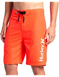 New Hurley Men's One & Only Boardshort 2.0 Quick-Dry...