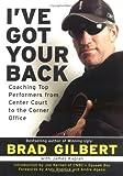 I've Got Your Back, Brad Gilbert, 1591840473