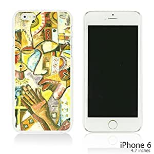 OnlineBestDigital - National Paintings Hardback Case for Apple iPhone 6 (4.7 inch)Smartphone - Prayer