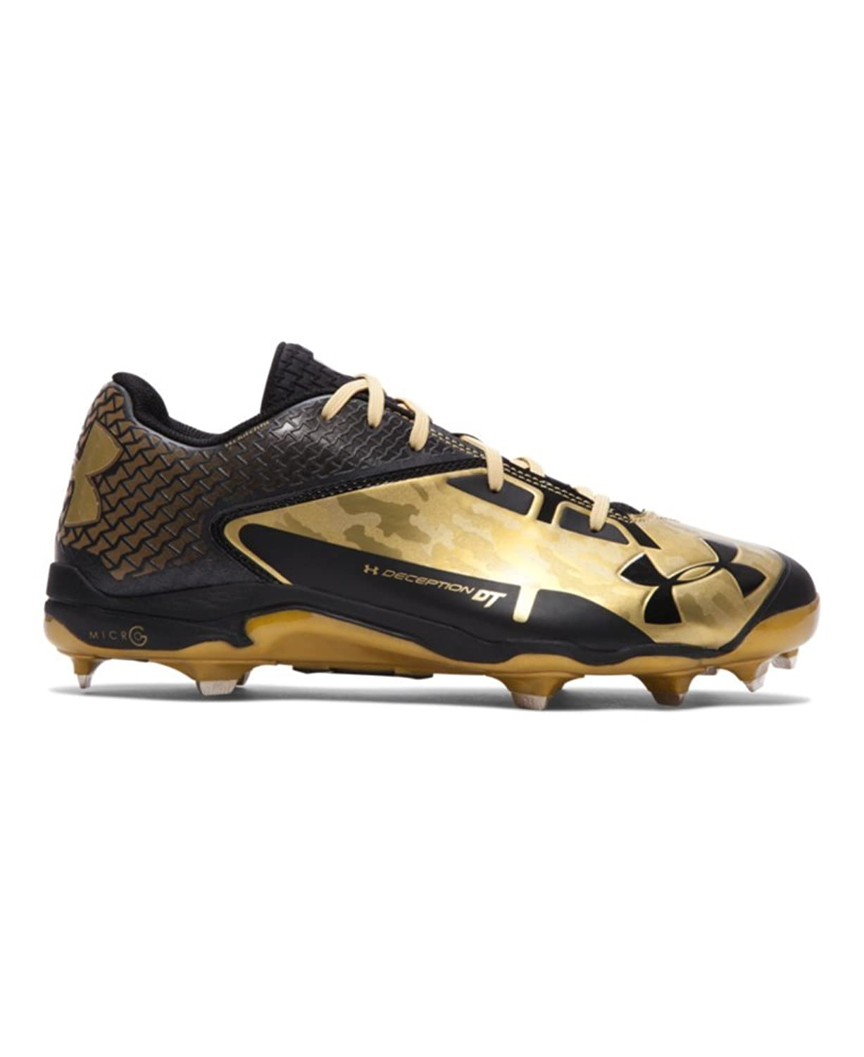 d76c7935cbbe Under Armour Men's UA Deception Low DiamondTips Baseball Cleats — All-Star  Game Edition 7.5