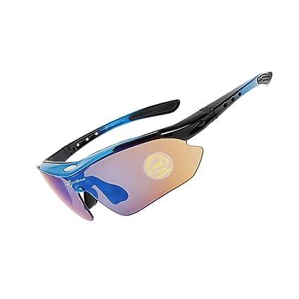 2f0e1de762 Deportes RockBros polarizada Gafas de sol de ciclo al aire libre de la  bicicleta Eyewear UV400