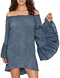 Bell Sleeve Cover-Up