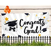 "Graduation Party Banner – Extra Large 71"" x 40"" - 2018..."