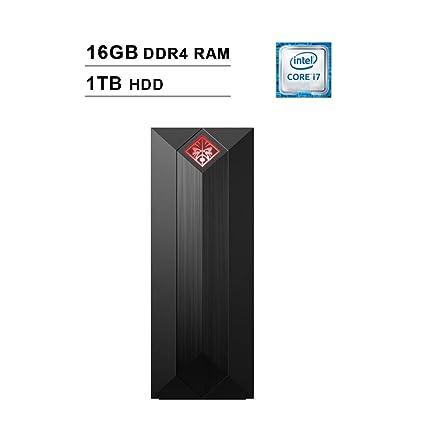 Amazon com: HP 2019 Omen 875 Obelisk Gaming Desktop (9th Gen