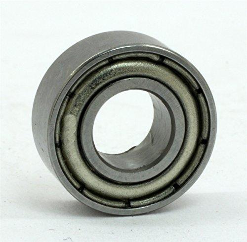 SMR148ZZ ABEC 7 SI3N4 DRY Ceramic Si3N4 Shielded Bearing 8x14x4 mm (Abec Bearings Ratings)