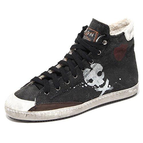 Shoe 50933 Eco Dark Uomo Fur Sneakers Grigio Inside Reign Men Grey Outlet UdxznqwApC