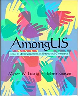 amongus essays on identity belonging and intercultural  amongus essays on identity belonging and intercultural competence