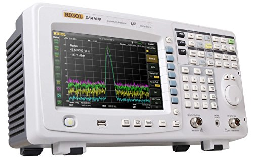 Rigol DSA1030-TG3 Spectrum Analyzers - Bandwidth Range Max: 3 Ghz