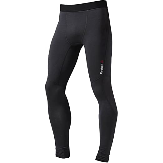 096438f668bd5 Reebok Herren One Series Quik Cotton Compression Tight at Amazon Men's  Clothing store: