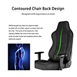AKRacing Onyx Gaming Chair, Black