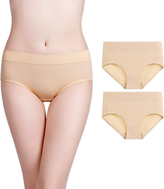 wirarpa Bragas de Algodon Mujer Braguitas Culottes Cómodo Pantalones: Amazon.es: Ropa y accesorios