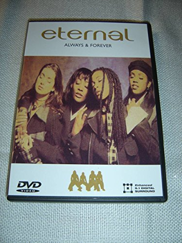 Eternal: Always & Forever / ENGLISH Language NO Subtitles / Enhanced 5.1 Digital Surround / Stereo [DVD Region 0]