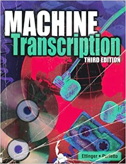Book Machine Transcription: Applied Language Skills by Blanche Ettinger (1999-06-03)