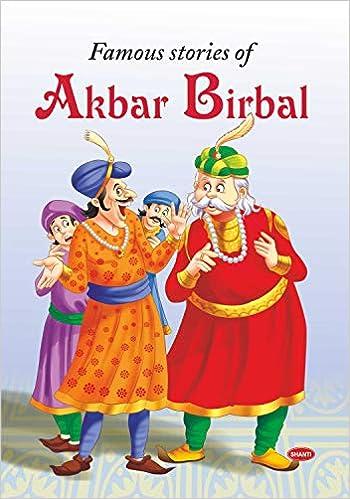 Akbar Birbal Story Book