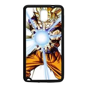 DAZHAHUI Dragon ball handsome boy fashion anime Cell Phone Case for Samsung Galaxy Note3