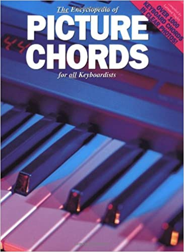 The Encyclopedia Of Picture Chords For Keyboard Hal Leonard Corp