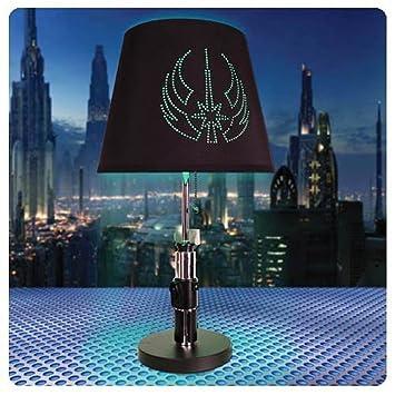 Star Wars Yoda Lightsaber Lamp
