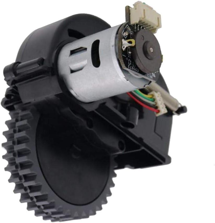 FLAMEER Rueda Giratoria Accesorios para Aspiradoras Piezas de Repuestos Trabaja con para ILIFE V3s Pro V5s Pro - Rueda Izquierda