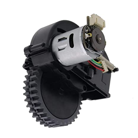FLAMEER Rueda Giratoria Accesorios para Aspiradoras Piezas de Repuestos Trabaja con Ilife V3s Pro V5s Pro