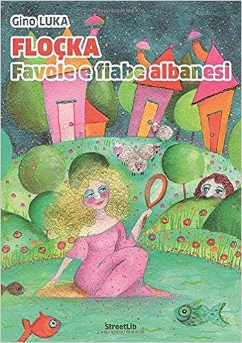Book FLOÇKA: Favole e fiabe albanesi