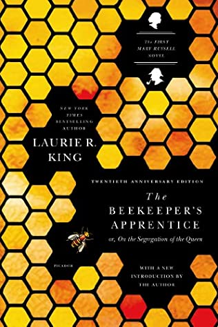 book cover of The Beekeeper\'s Apprentice