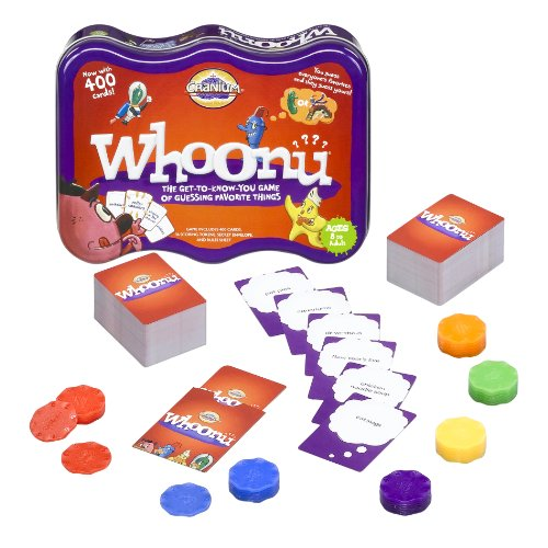 Cranium Whoonu Tin Edition (Whoonu Tin Edition)