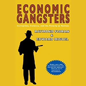 Economic Gangsters Audiobook