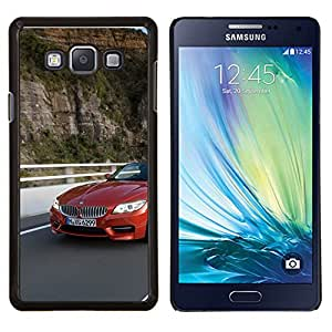 Qstar Arte & diseño plástico duro Fundas Cover Cubre Hard Case Cover para Samsung Galaxy A7 A7000 (Z4 In Motion)