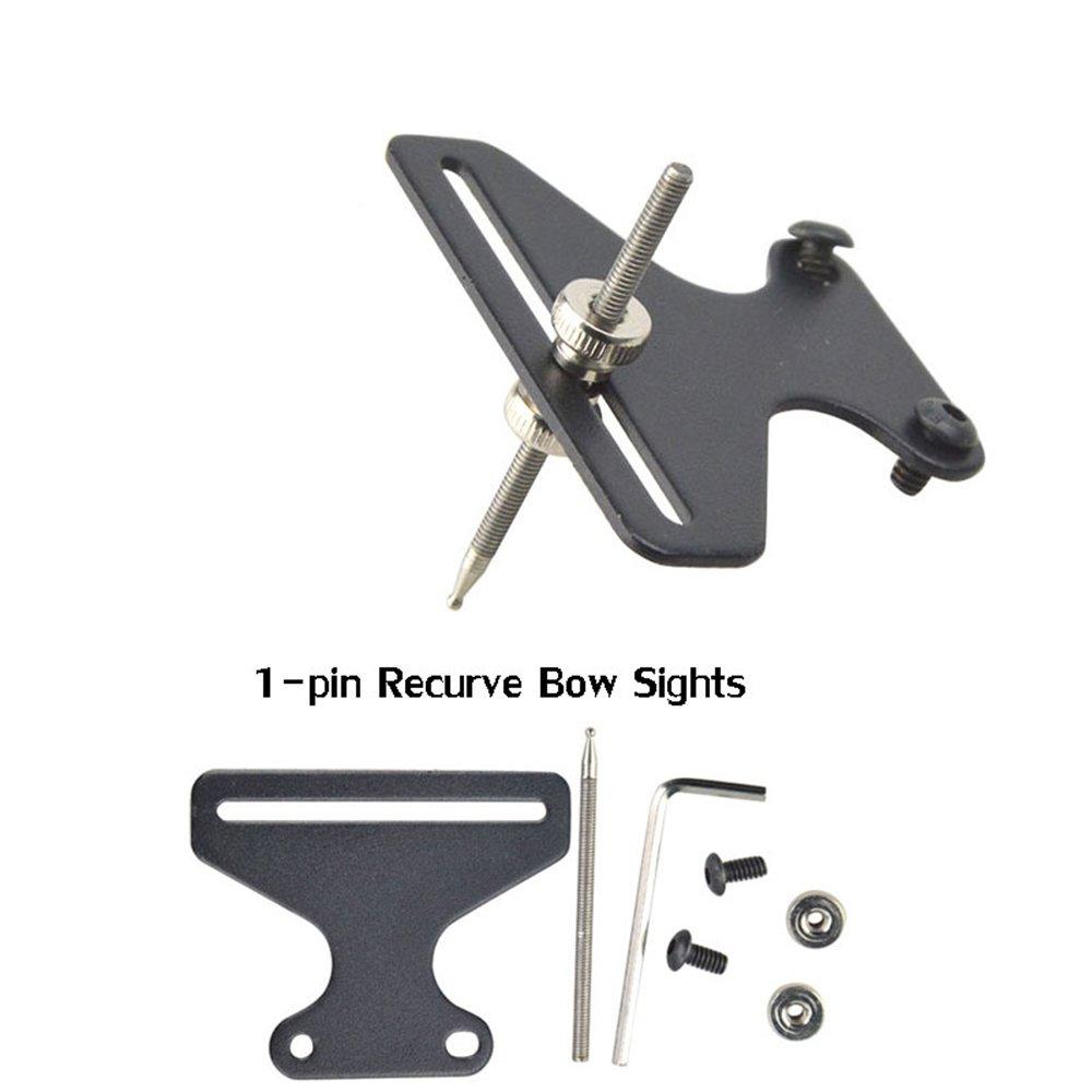 ZSHJG Archery 1 Pin Bow Sight